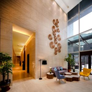 Dalian Oak Chateau, Apartments  Jinzhou - big - 32