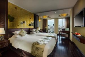 Golden Silk Boutique Hotel, Hotel  Hanoi - big - 26