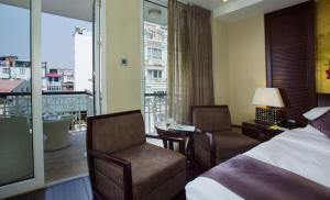 Golden Silk Boutique Hotel, Hotel  Hanoi - big - 29