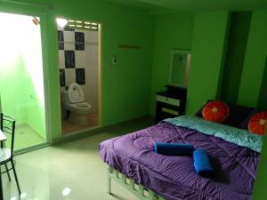 Green House Hostel, Hostelek  Bangkok - big - 4