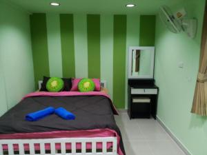 Green House Hostel, Hostelek  Bangkok - big - 12