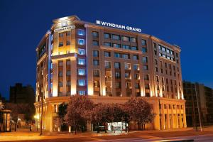 5 star Хотел Wyndham Grand Athens Атина Гърция