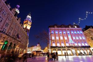 Hotel Carlton, Szállodák  Lille - big - 21