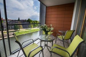 Stay-In Riverfront Lofts, Апартаменты  Гданьск - big - 61