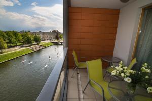 Stay-In Riverfront Lofts, Апартаменты  Гданьск - big - 63
