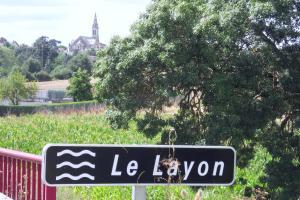 Le Cottage du Layon, Nyaralók  Nueil-sur-Layon - big - 15