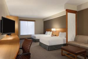Hyatt Place St. Louis/Chesterfield, Szállodák  Chesterfield - big - 6