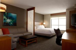 Hyatt Place St. Louis/Chesterfield, Szállodák  Chesterfield - big - 10