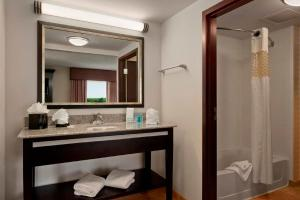 Hampton Inn & Suites Detroit/Airport Romulus, Szállodák  Romulus - big - 13