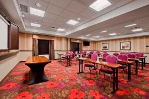 Hampton Inn & Suites Detroit/Airport Romulus, Szállodák  Romulus - big - 12