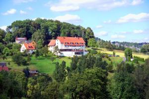 Hotel Rathener Hof, Отели  Struppen - big - 15