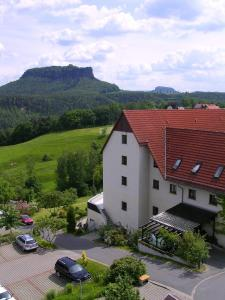 Hotel Rathener Hof, Отели  Struppen - big - 19