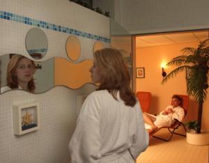 Hotel Rathener Hof, Hotely  Struppen - big - 22