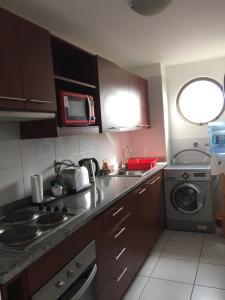 Aguss Departamentos, Apartmány  Antofagasta - big - 29
