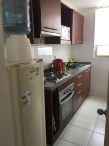 Aguss Departamentos, Apartmány  Antofagasta - big - 39