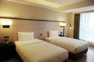 Pullman Qingdao Ziyue, Hotels  Qingdao - big - 11