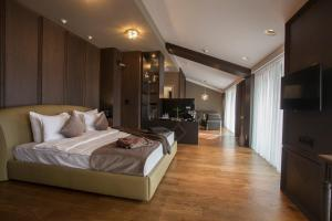 Solun Hotel & SPA, Hotels  Skopje - big - 34