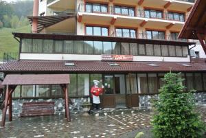 Pensiune Restaurant Piatra Craiului, Гостевые дома  Dîmbovicioara - big - 74