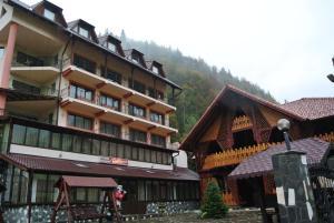 Pensiune Restaurant Piatra Craiului, Гостевые дома  Dîmbovicioara - big - 62