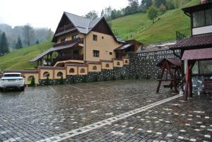 Pensiune Restaurant Piatra Craiului, Гостевые дома  Dîmbovicioara - big - 60