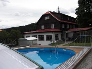 Penzión Penzion Chata Orlice Bartošovice v Orlických Horách Česko