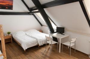 City Hostel Vlissingen, Хостелы  Флиссинген - big - 11