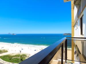 LinkHouse Beachfront Apart Hotel, Apartmanok  Rio de Janeiro - big - 41
