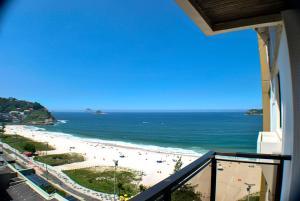 LinkHouse Beachfront Apart Hotel, Apartmanok  Rio de Janeiro - big - 43
