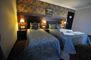 Rhiss Hotel Maltepe, Szállodák  Isztambul - big - 24