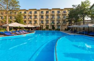 Alean Family Resort & SPA Doville 5*, Отели  Анапа - big - 97