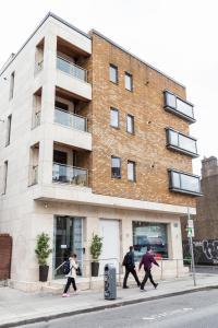 Pearse St. Suites, Апартаменты  Дублин - big - 2