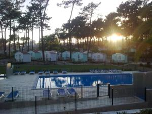 Parque de Campismo Orbitur Valado, Кемпинги  Назаре - big - 25