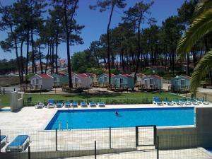 Parque de Campismo Orbitur Valado, Кемпинги  Назаре - big - 24
