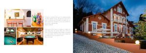 Challet Fonte Nova, Гостевые дома  Алкобаса - big - 45