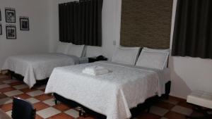 Medieval Hotel, Hotel  Três Corações - big - 41