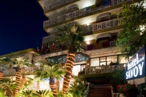 Hotel Savoy, Hotely  Caorle - big - 92