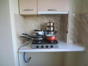 Apartments in Chakvi, Апартаменты  Чакви - big - 30