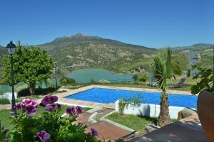 Finca Ranchiles, Ferienwohnungen  Montecorto - big - 48