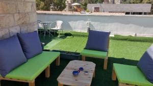 Roof suite at the heart of Jerusalem, Ferienwohnungen  Jerusalem - big - 4
