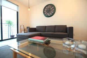 Smart Apartment in Condesa (Choapan St.), Appartamenti  Città del Messico - big - 4