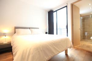 Smart Apartment in Condesa (Choapan St.), Appartamenti  Città del Messico - big - 5