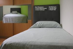 Puerta Alameda Suites, Apartmány  Mexico City - big - 127