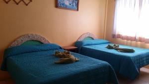 Hotel y Balneario Playa San Pablo, Отели  Monte Gordo - big - 37
