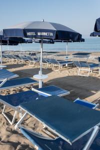 Park Hotel Marinetta, Hotely  Marina di Bibbona - big - 50