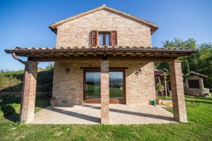 Country House Ca' Brunello, Дома для отпуска  Урбино - big - 35