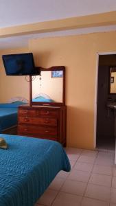Hotel y Balneario Playa San Pablo, Отели  Monte Gordo - big - 147