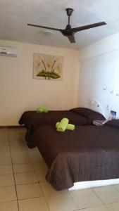 Hotel y Balneario Playa San Pablo, Отели  Monte Gordo - big - 43