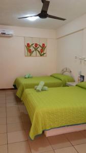 Hotel y Balneario Playa San Pablo, Отели  Monte Gordo - big - 45