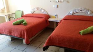 Hotel y Balneario Playa San Pablo, Отели  Monte Gordo - big - 46