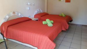 Hotel y Balneario Playa San Pablo, Отели  Monte Gordo - big - 47